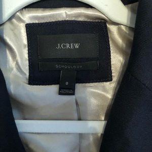 J. Crew Jackets & Coats - J. Crew Classic Schoolboy Blazer